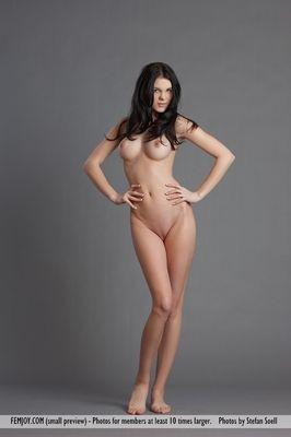 Dejlig Pige Med Store Bryster Faar Pik